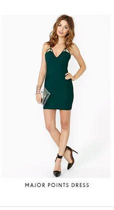 Major Points Dress