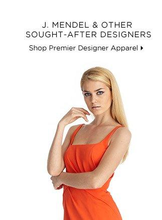 J. Mendel & Other Sought-After Designers