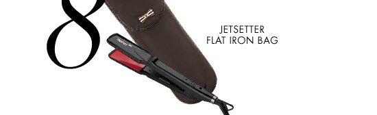 JETSETTER FLAT IRON BAG