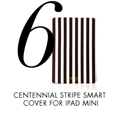 CENTENNIAL STRIPE SMART COVER FOR IPAD MINI