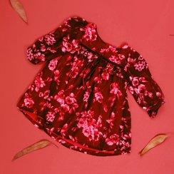 Baby Nay, Jupon, Pink Tangerine