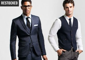 Shop Exclusive Standout Suits