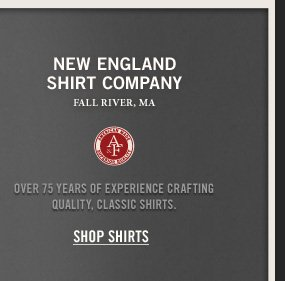 NEW ENGLAND SHIRT  COMPANY SHOP SHIRTS