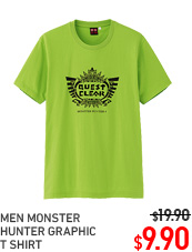 MONSTER HUNTER T
