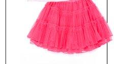 Wheat Girl's Tulle Skirt
