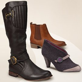 Boot Season's Back Collection