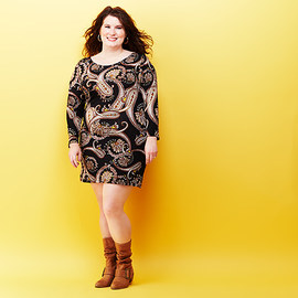 Fall Silhouettes: Plus-Size Apparel