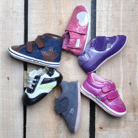 Itty Bitty: Infant Shoes