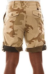 The Ground Troops Shorts in Desert Forest