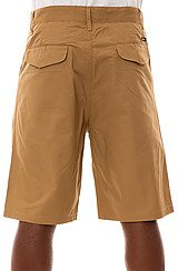 The Dock Relaxed Fit Shorts in Khaki