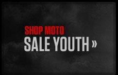 Shop Sale - Youth Moto