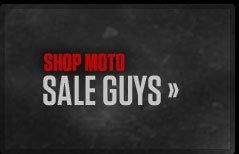 Shop Sale - Guys Moto