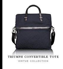 Triumph Convertible Tote - Shop Now