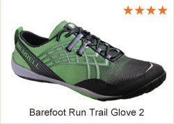 Barefoot Run Trail Glove 2