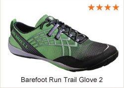 Barefoot Run Trail Glove 2