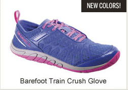 Barefoot Train Crush Glove