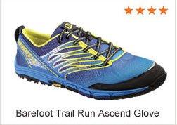 Barefoot Trail Run Ascend Glove
