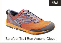 Barefoot Trail Run Ascend Glove