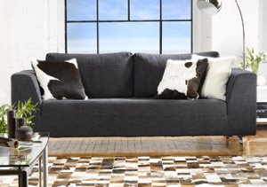 Natural Brand Hides: Rugs & Pillows