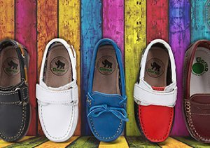 Easy On, Easy Off: Kids' Shoes