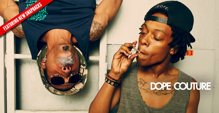 DOPE: Ft. All New Snapbacks