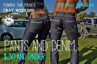 Pants & Denim $30 Under