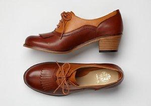 Fall Footwear Trend: Oxfords & Chukkas