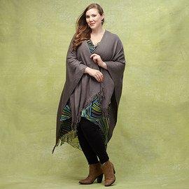 Warm Up: Plus-Size Wraps & Sweaters