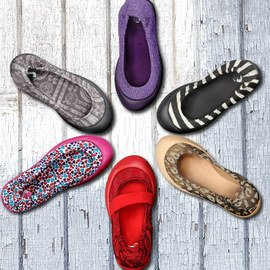 Jump for Joy: Girls' Shoes
