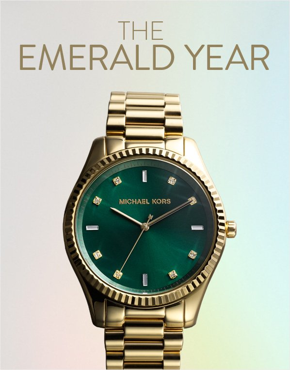 THE EMERALD YEAR