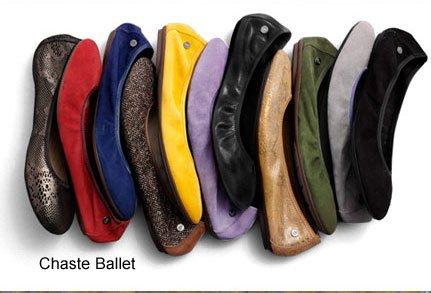 Chaste Ballet