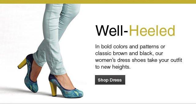 Well-Heeled Shop Dress