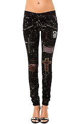 The Bleach & Stud Jean
