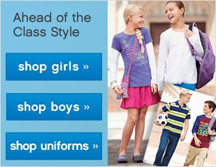 Up to 40% off Back to School Sportswear.