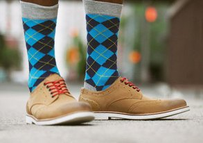 Shop Ben Sherman Sock Packs from $12