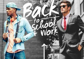 Shop Back to School + Back to Work