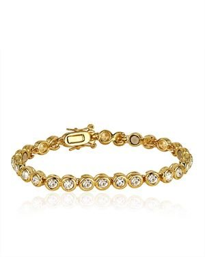 Magnetic Line 24K Gold-Plated Bracelet Made In France