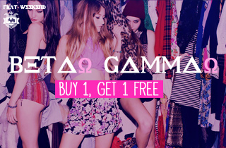 Buy 1, Get 1 Free