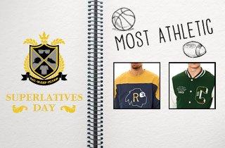 Ft. Snapbacks, Varsity Jackets & Sports Tees