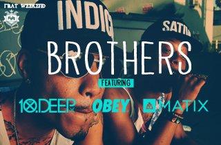 Obey, 10Deep, & Matix