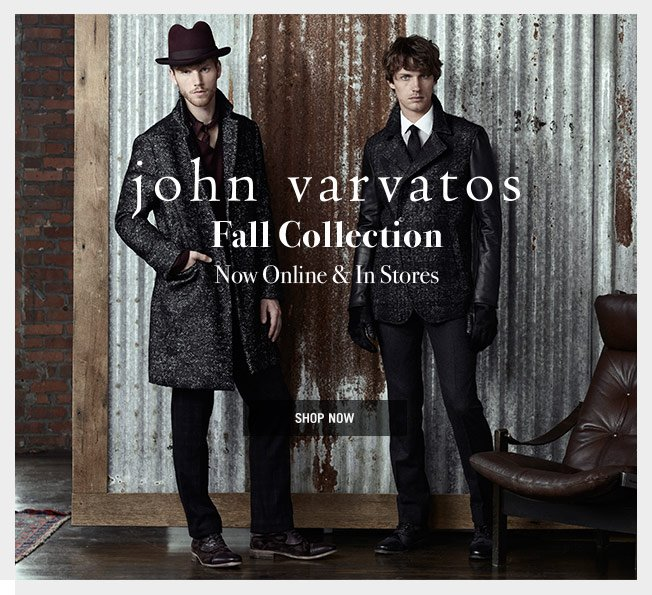 The Fall Collection Has Arrived - Shop Now