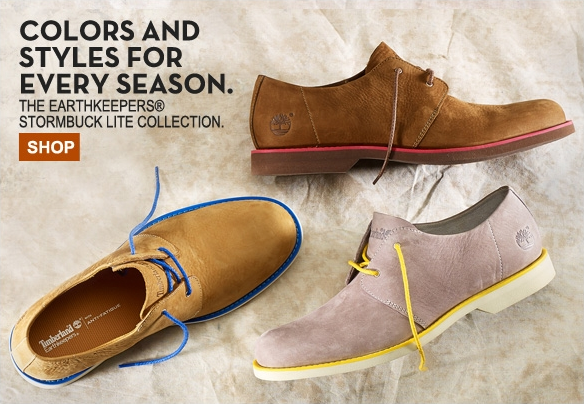 Colors and styles for every season. The Earthkeepers® Stormbuck Lite Collection. Shop.
