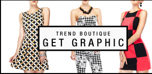 TREND BOUTIQUE GET GRAPHIC