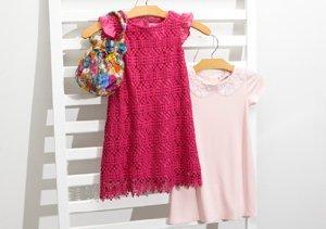 Little Trendsetter: Drop Waist Dresses