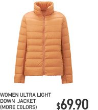WOMEN ULD JACKET