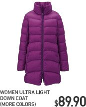 WOMEN ULD COAT