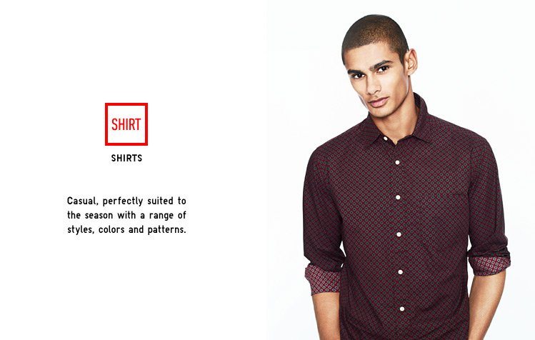 MEN EXTRA FINE COTTON SHIRTS