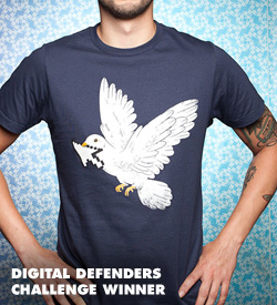 Digital Defender Challenge Winner