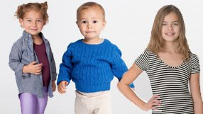 American Apparel for Babies and Kids