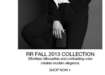 RR Fall 2013 Collection